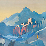 Stronghold spirit, Roerich N.K. (Part 3)