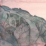 Mountain Bells # 97 , Roerich N.K. (Part 3)