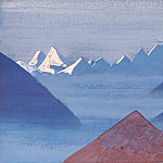 Sunset # 31, Roerich N.K. (Part 3)