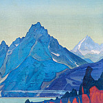 Lake Nagas # 41, Roerich N.K. (Part 3)