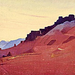 City City in Little Tibet , Roerich N.K. (Part 3)