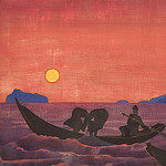 And continue fishing # 6 , Roerich N.K. (Part 3)