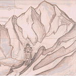 The man in the mountains, Roerich N.K. (Part 3)