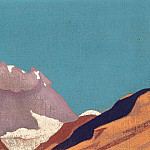 Mountain etude, Roerich N.K. (Part 3)