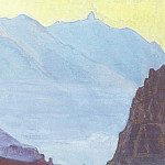 Mountain Dukhovny Resting, Roerich N.K. (Part 3)