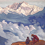 Pearls searching # 3, Roerich N.K. (Part 3)