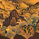Serpent Wisdom # 29 , Roerich N.K. (Part 3)
