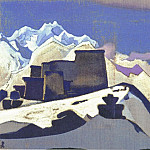 Castle Thakur, Roerich N.K. (Part 3)