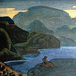 Meditation # 1, Roerich N.K. (Part 3)