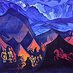 Whispers of Desert , Roerich N.K. (Part 3)