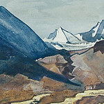 Roerich N.K. (Part 3) - Scenery for the film