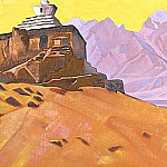 Shrines and strongholds, Roerich N.K. (Part 3)