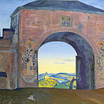 Roerich N.K. (Part 3) - # 3 and opens (and we open the gate)