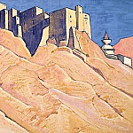 Roerich N.K. (Part 3) - Ladakh. Lech. Royal Palace
