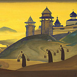 And ye that labor # 4 , Roerich N.K. (Part 3)