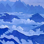 Himalayas Steps # 22, Roerich N.K. (Part 3)