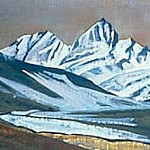 The source of the Indus, Roerich N.K. (Part 3)