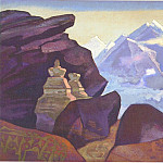 Path to KAILAS # 70 , Roerich N.K. (Part 3)