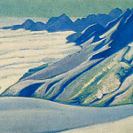 Snow Mountain, Roerich N.K. (Part 3)
