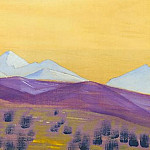 Pass Tanghla , Roerich N.K. (Part 3)
