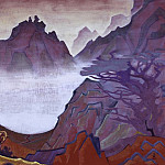 Konfutsy Fair # 6, Roerich N.K. (Part 3)