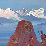 Path to KAILAS # 37, Roerich N.K. (Part 3)