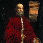 Domenico Tintoretto – Portrait Procurators of S. Marco, Part 1