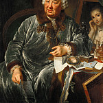 Part 1 - Anna Dorothea Therbusch (1721-1782) - Julius Vieth von Golsenau