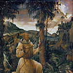 The Stigmatization of St. Francis, Albrecht Altdorfer