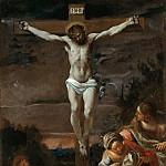 Christ on the Cross, Annibale Carracci