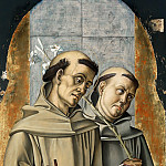 Part 1 - Alvise Vivarini (1446-1502) - The St. Francis of Assisi and Anthony of Padua