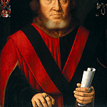 Part 1 - Bartholomeus I Bruyn (1493-1555) - John Reidt, mayor of Cologne