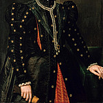 Part 1 - Anthonis Mor van Dashorst (1519-1575) - Duchess Margaret of Parma