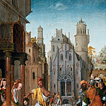Antwerpen – The Beheading of John the Baptist, Part 1