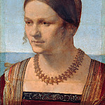 Part 1 - Albrecht Durer (1471-1528) - Portrait of a Young Venetian Woman