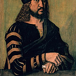 Part 1 - Albrecht Durer (1471-1528) - Frederick III the Wise, Elector and Duke of Saxony