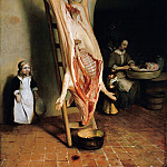 Part 1 - Barent Fabritius (1624-1673) - The slaughtered pig