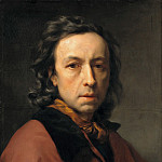 Anton Raphael Mengs – Self-Portrait, Part 1