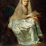 Part 1 - Anna Dorothea Therbusch (1721-1782) - Self-Portrait