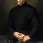 Portrait a young man, Alessandro Allori