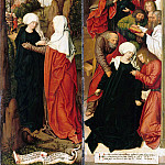 Part 1 - Bernhard Strigel (1460-61-1528) - Schussenrieder altar, outside
