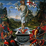 Part 1 - Benedetto (c.1458-1497)and Davide (1452-1525) Ghirlandaio - The Resurrection of Christ
