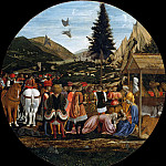 Part 1 - Domenico Veneziano (c.1410-1461) - Adoration of the Magi