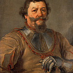Part 1 - Andrea Sacchi (1599-1661) - Portrait of an officer
