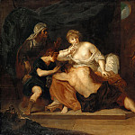 Part 1 - Antoine Pesne (1683-1757) - Samson and Delilah