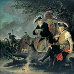 Christian Bernhard Rode – Frederick the Great and the surgeon, Part 1
