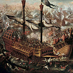 Part 1 - Deutsch (17c.) - The Battle of Lepanto