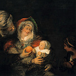 Part 1 - Arent de Gelder (1645-1727) - The Holy Family