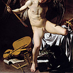 Part 1 - Caravaggio (1571-1610) - Cupid as Victor