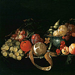 Cornelis de Heem – Still Life with Fruit, Part 1